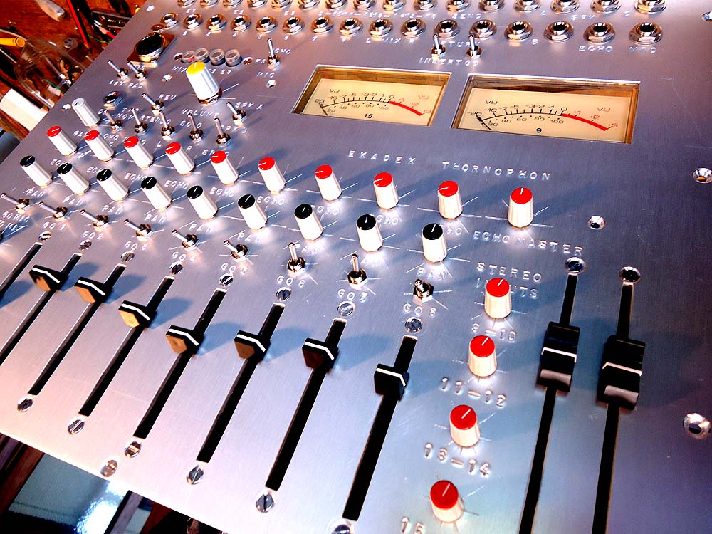 Permanent Link to thornophon 8 - 2 mixer. news.