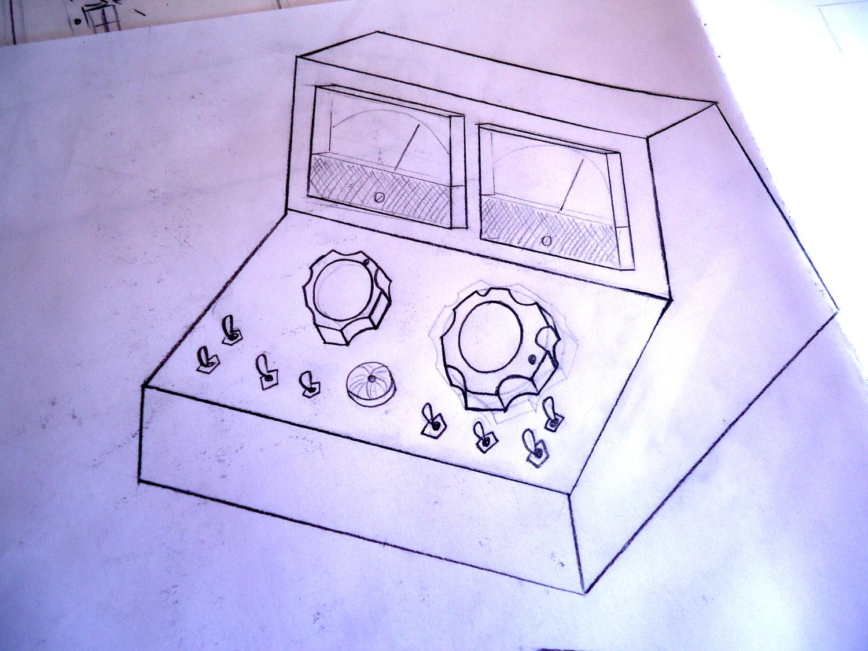 Minifenk Monitoring Controller